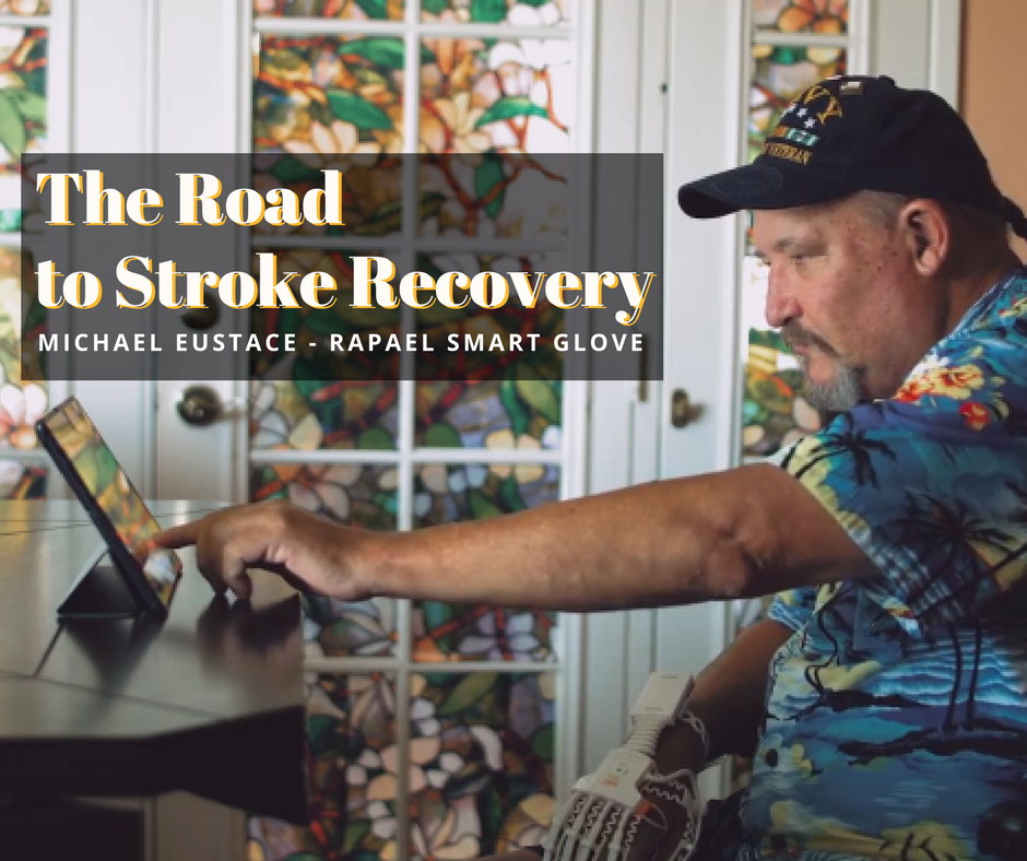 The Road to Stroke Recovery, Michael Eustace