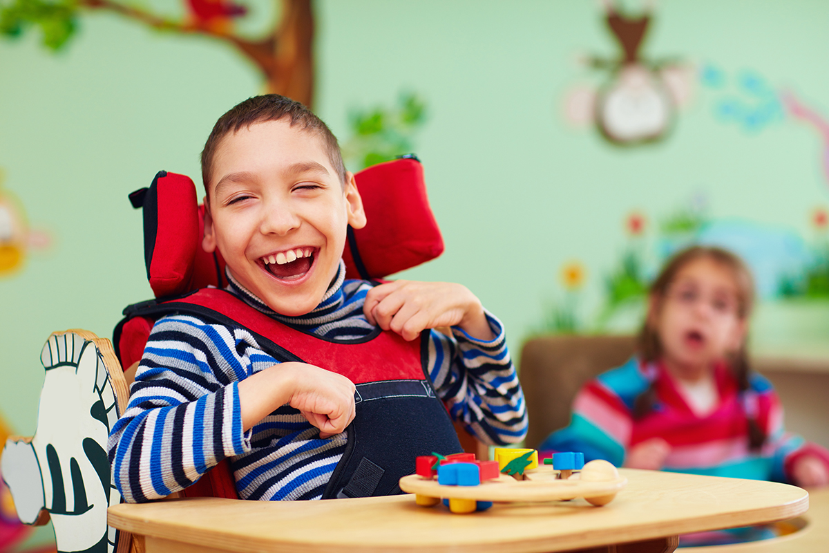 Toys for Kids with Cerebral Palsy | Smart Kids