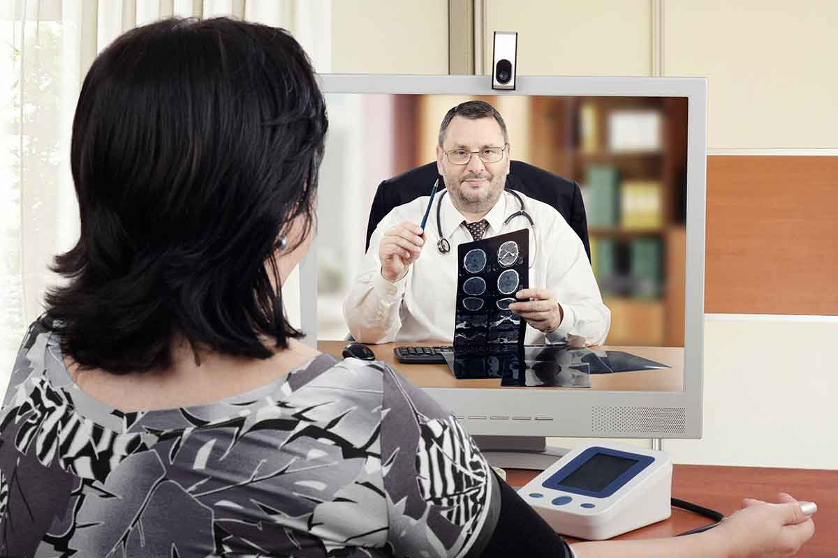 Post Stroke Rehabilitation: What Does Telehealth Have to Do with It?