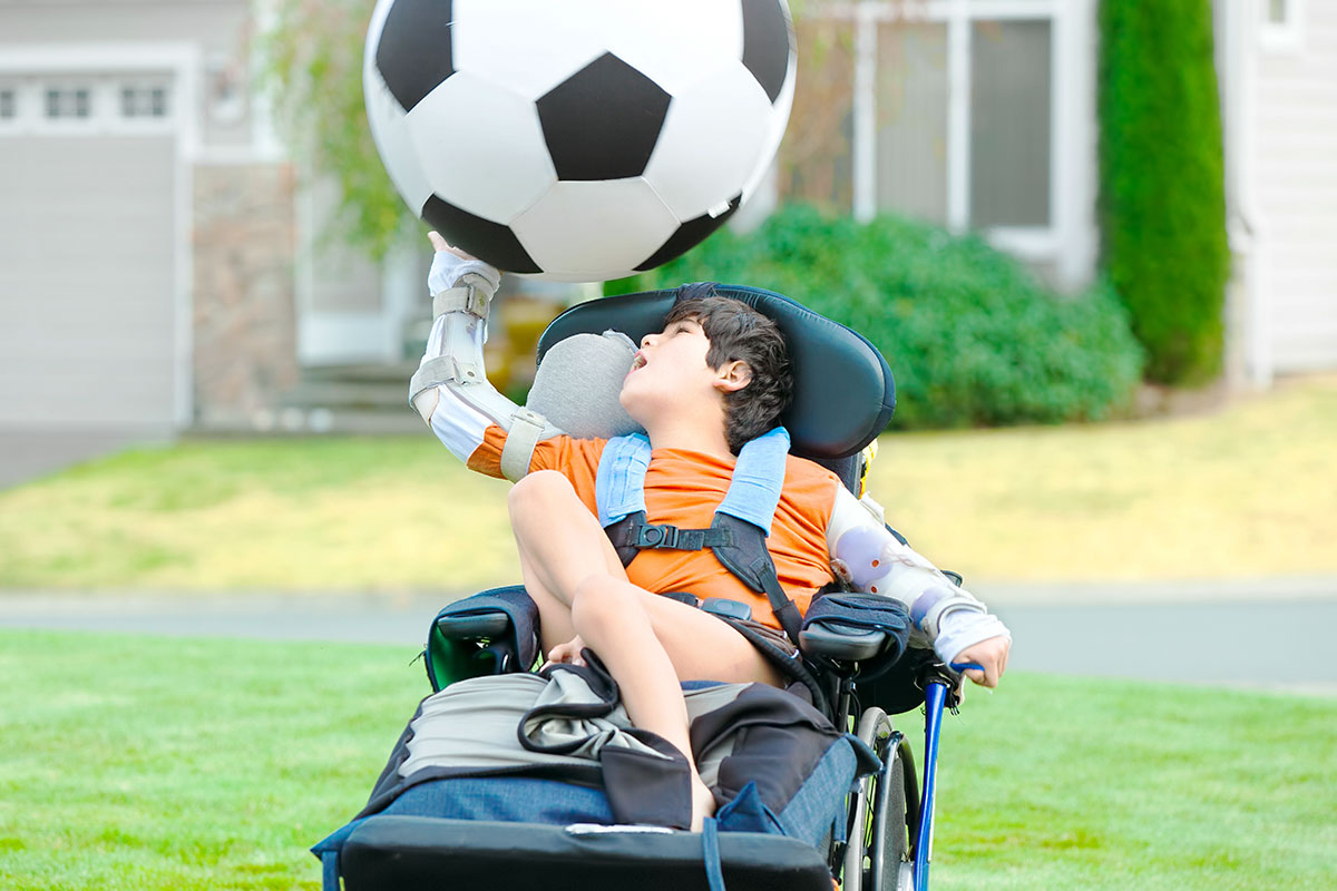 Understanding Cerebral Palsy Classification levels