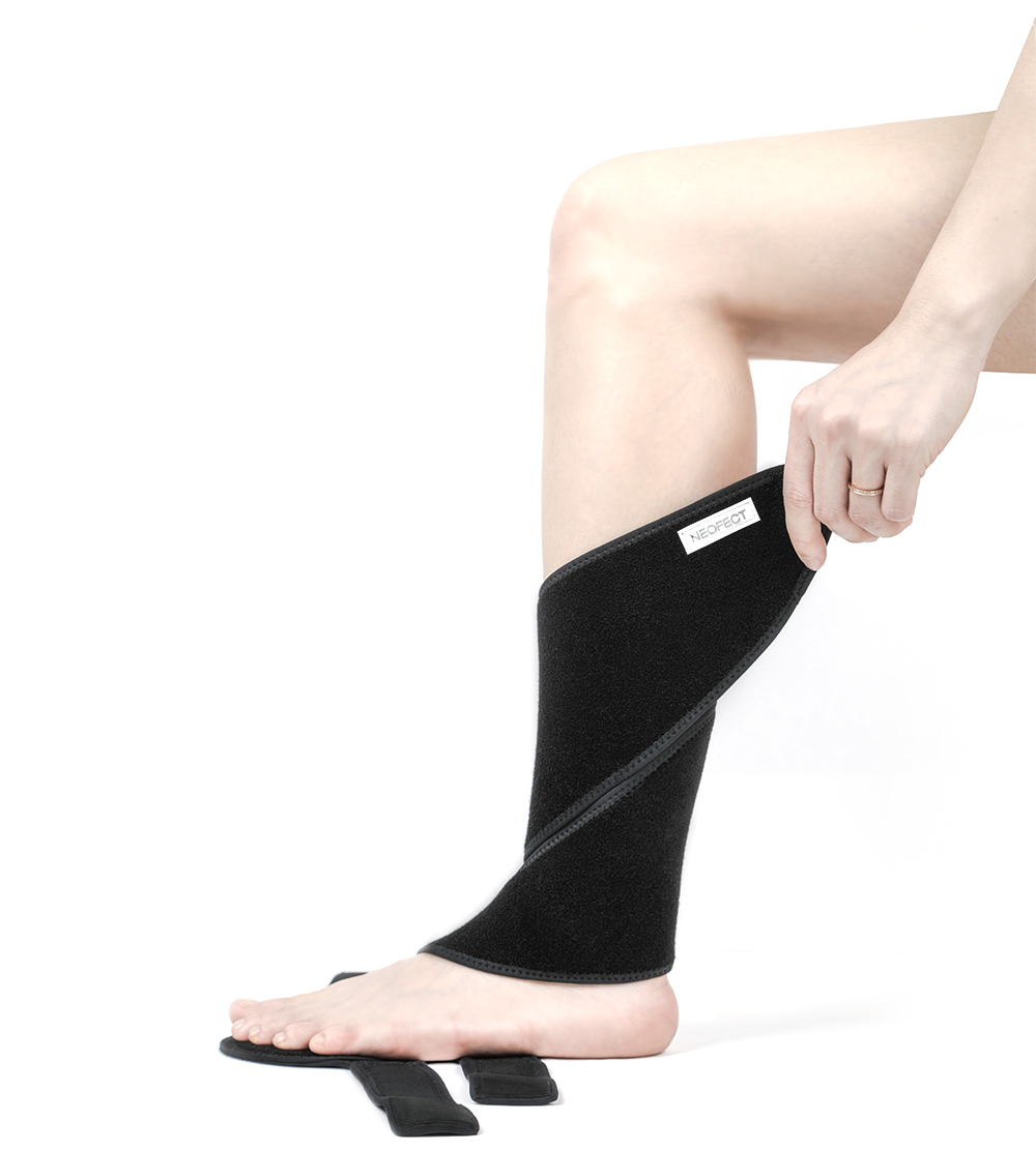 ankle and drop foot brace
