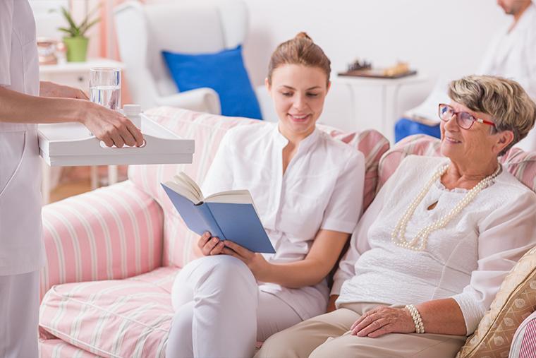 Behavioral change after stroke - psychological care- Neofect Home
