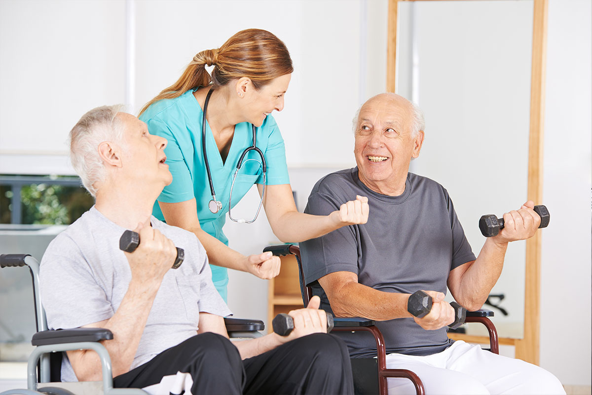 Outpatient Rehab: Outpatient or At-Home Therapy