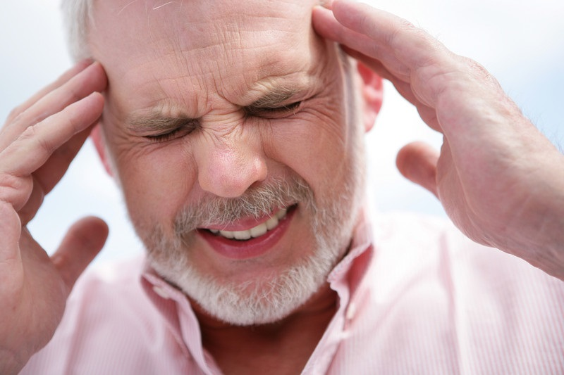 What are the Early Warning Signs of Stroke in Men?