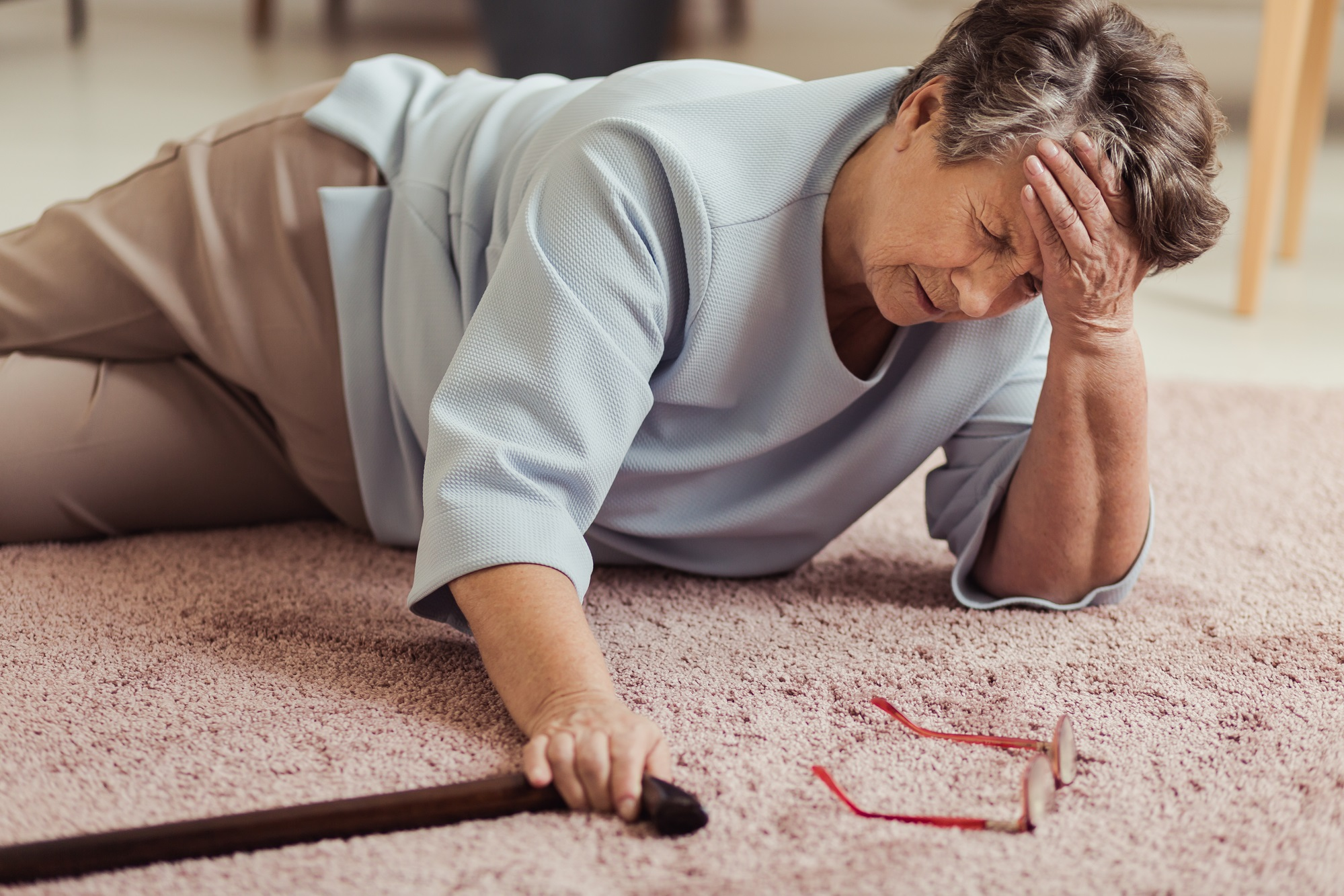 Fall Prevention Techniques for Stroke Survivors