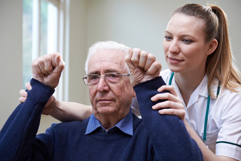 Rehabilitation Following a Stroke