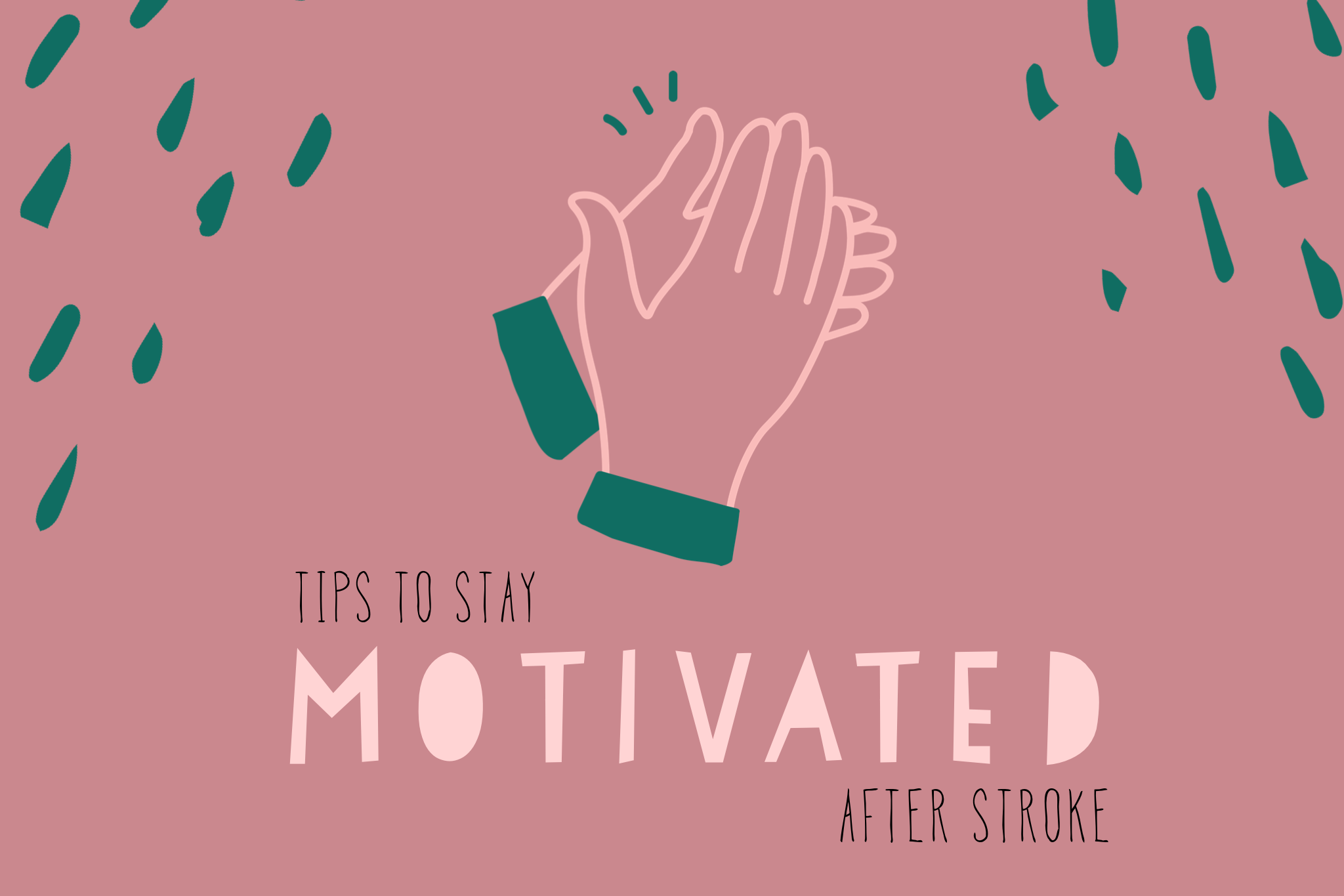 Staying Motivated After Stroke