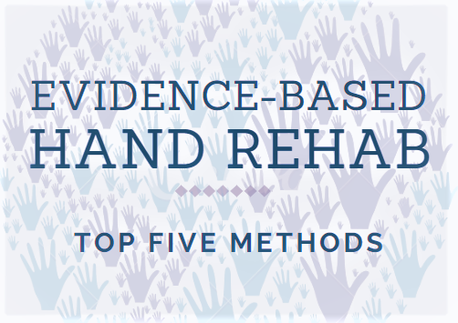 Hand Rehab after Stroke: The Top 5 Evidenced-Based Methods