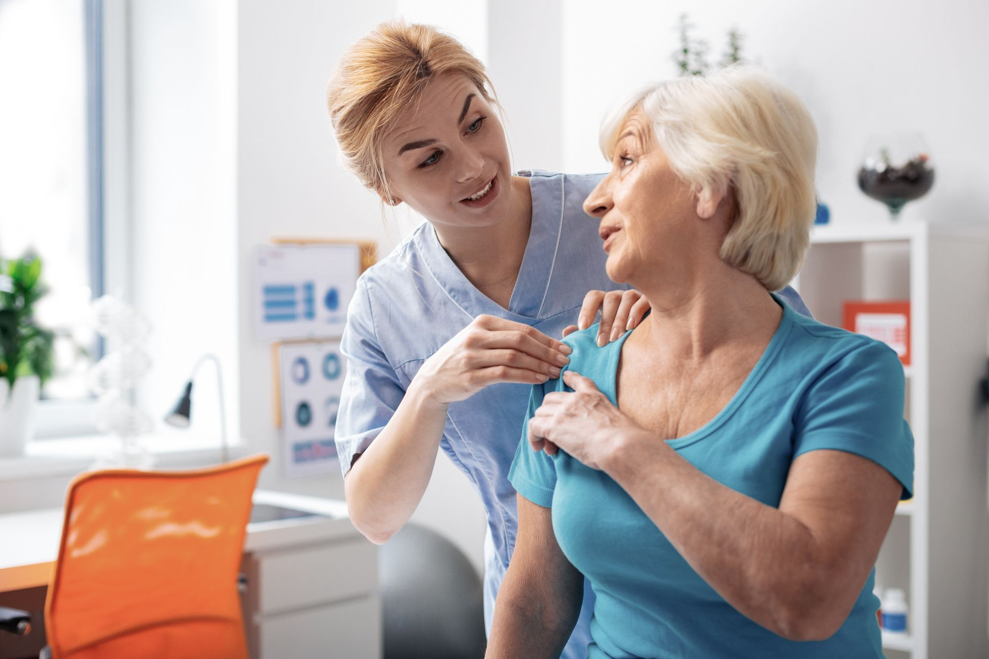 Managing Shoulder Pain After Stroke: Causes and Treatments