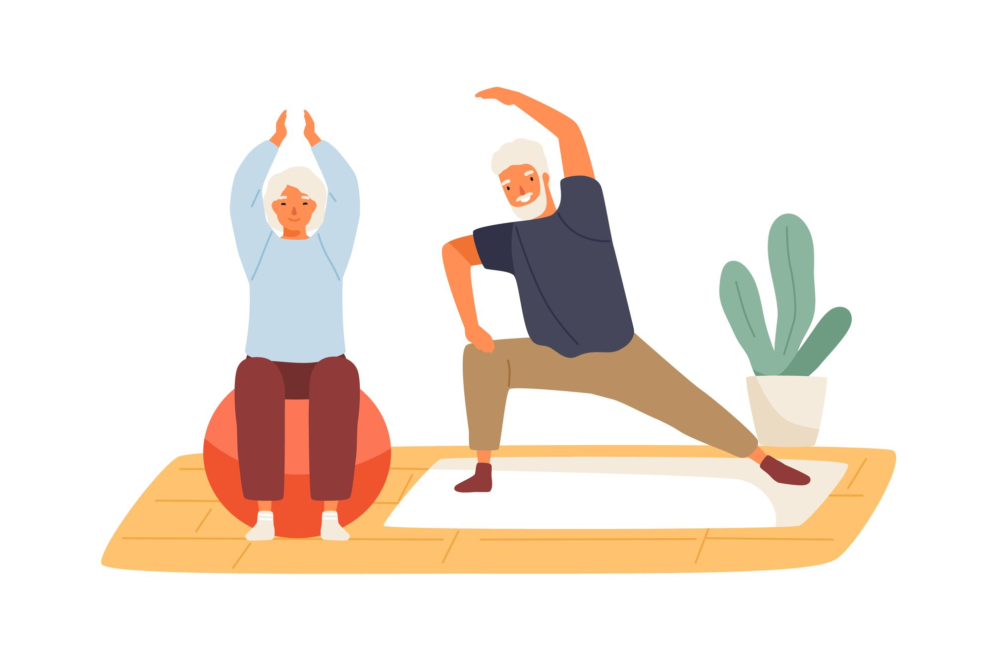 10 Exercises to Improve Balance After Brain Injury