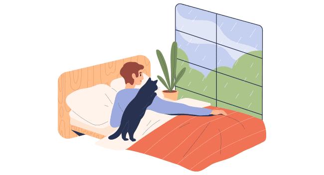sleep well after stroke